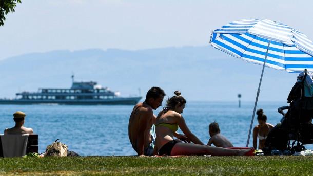 133 Erkrankte nach Fäkalienfluss in den Bodensee