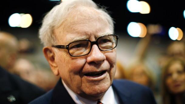 Investorenlegende Buffett an Krebs erkrankt