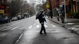 New York rüstet sich für das Schlimmste