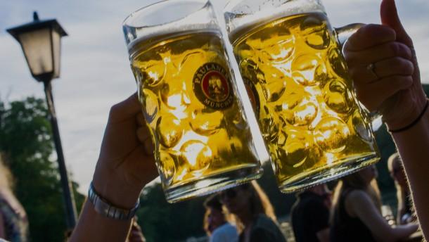 In München droht ein abendliches Alkoholverbot