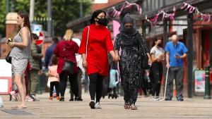 Großbritannien kämpft mit Corona-Schnelltests gegen die zweite Welle