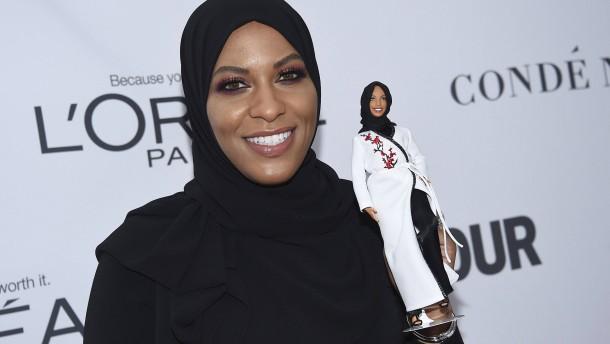 Die neue Barbie trägt Hidschab