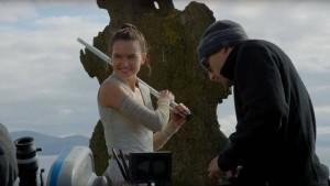 Stunts vom neuen Star-Wars-Film