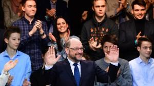 SPD hat Union fast eingeholt