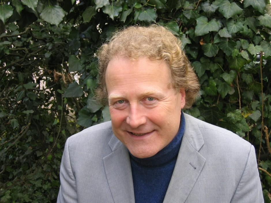 Universitätsprofessor Joachim Bauer