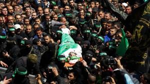 Angehörige schwören Israel Rache