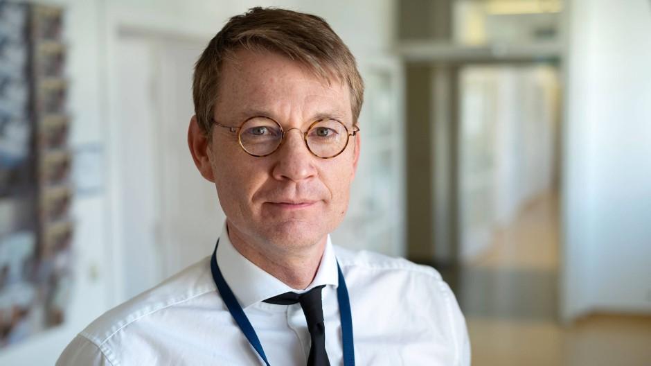 Unterstützer der 2-G-Regelung: Jürgen Graf vermutet, dass nur eine extrem kleine Minderheit keinen Impfschutz oder Genesennachweis erbringen.