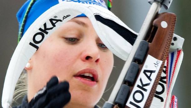 Biathlon sprengt die Grenzen