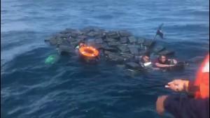 Kokain rettet schiffbrüchigen Schmugglern das Leben