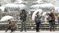 Überraschender Wintereinbruch im November