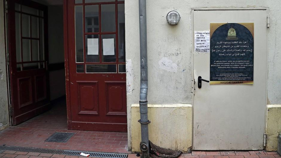 """Der umstrittene Moscheeverein """"Fussilet 33"""" hat seinen Standort im Berliner Stadtteil Moabit aufgegeben."""
