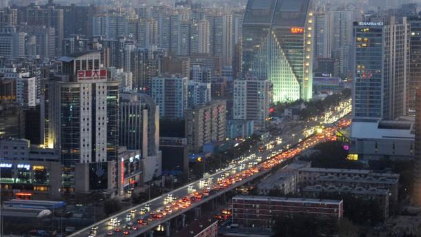 china aus der immobilienblase entweicht die luft. Black Bedroom Furniture Sets. Home Design Ideas