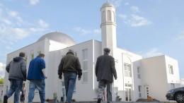 Weniger islamfeindliche Straftaten