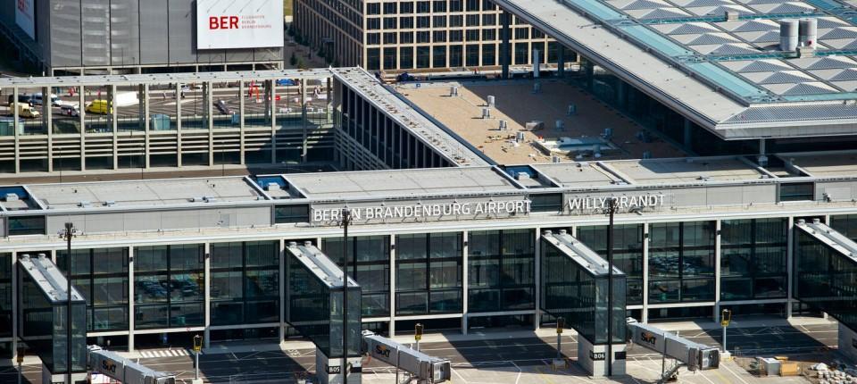 Berliner Flughafen Ber Auf Dieser Baustelle Kann Alles Passieren