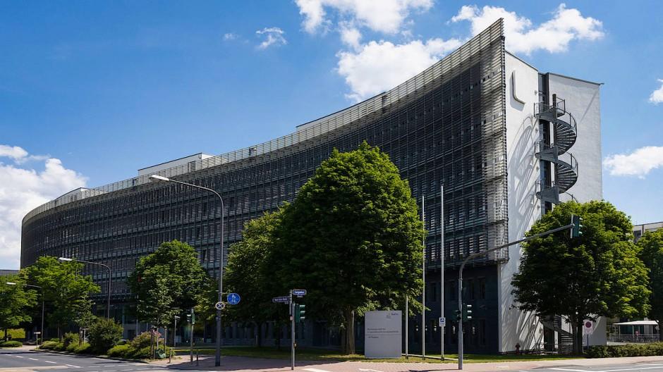 Bundesanstalt für Finanzdienstleistungsaufsicht in Frankfurt.