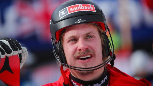 Plötzlich ist Skirennfahrer Manuel Feller ein Reggae-Musiker