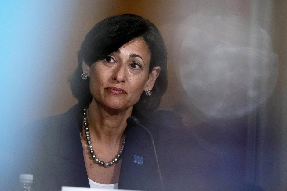 """""""Es handelt sich hier um eines der infektiösesten Viren, das uns je begegnet ist"""", sagte CDC-Direktorin Rochelle Walensky dem Nachrichtensender CNN."""