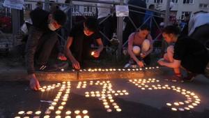 Wie Russland auf die Gewalttat in der Schule reagiert