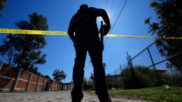 Mexikanische Behörden bergen 50 Leichen auf Farm