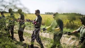 Die Balkanroute soll noch aussichtsloser werden