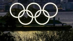 Mehr als die Hälfte der Japaner gegen Olympische Spiele
