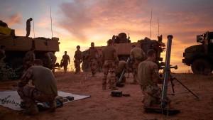 """Frankreich """"neutralisiert"""" 33 Terroristen in Mali"""