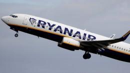 Ryanair-Flug aus Berlin muss in Griechenland notlanden