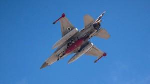 Syrien schießt israelisches Kampfflugzeug ab