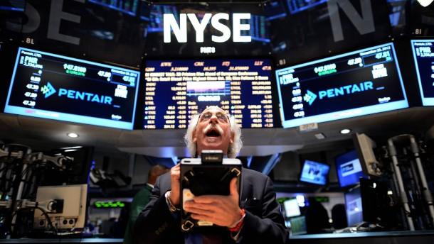 Wall Street spekuliert auf weitere Börsenfusion