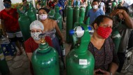 Brasilianische Corona-Mutante: Sauerstoffmangel und eine neue Virus-Variante