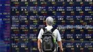 Börse in Tokio jubelt über Japans neuen Sozialminister