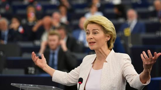 """""""Wer Europa stärken will, hat mich als leidenschaftliche Kämpferin"""""""