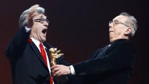 Goldener Ehrenbär für Wim Wenders
