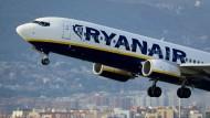 Ryanair erzürnt über Falschmeldung