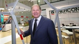 Deutschland soll Energie-Vorzeigeland werden
