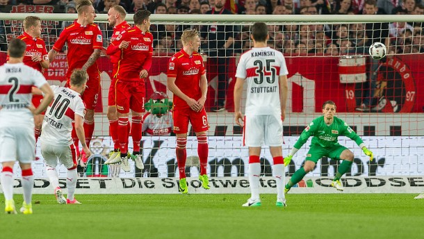 Stuttgarts großer Schritt Richtung Bundesliga