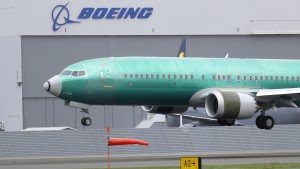 Boeing kündigt 100 Millionen Dollar für Hinterbliebene an
