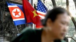 Vietnam darf sich wieder im Lichte der Diplomatie sonnen