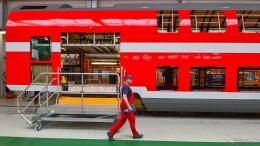 Großauftrag für Berliner Zughersteller