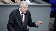 Seehofer will den Gesetzesentwurf bereits im ersten Regierungsjahr vorlegen.