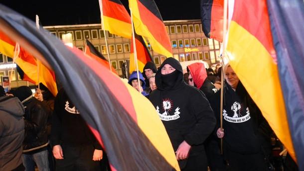 Pegida will in Köln demonstrieren