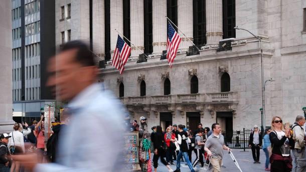 Amerikanische Börsenaufsicht treibt Bußgelder nicht ein