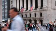 Die Nyse in New York: Verstöße gegen das Gesetz ahndet die SEC.