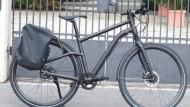 Schick, aber brav: Das Cannondale Contro 1 ist ein Stadtrad mit Gebrauchsnutzen
