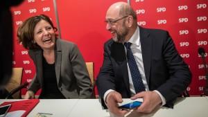 Dreyer wirft Groko-Kritikern Oppositionsromantik vor