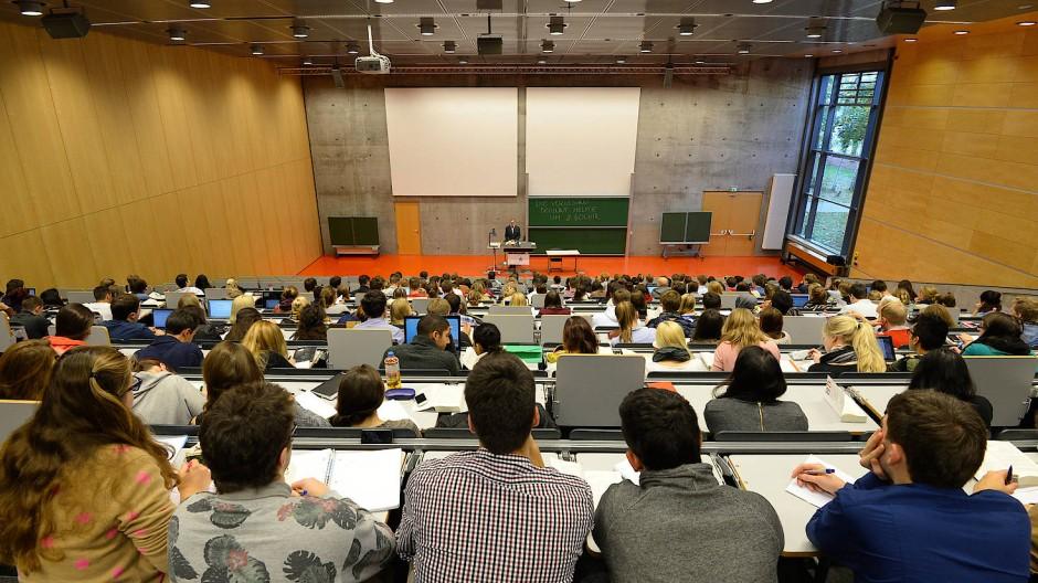 Vor Gericht verlieren Universitäten selten, das Verfahren wird geprüft.