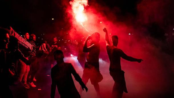 36 Festnahmen in Paris nach Halbfinal-Sieg