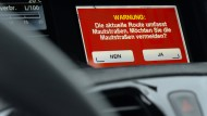 Opposition: Pkw-Maut ist Niederlage für Merkel