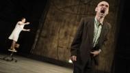 Erst gebogen, dann gebrochen: Tilo Werner als Willi Kufalt in Luk Percevals neuer Fallada-Inszenierung.