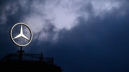 Mercedes Stern Abbrechen